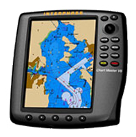 GPS-навигаторы - INTERPHASE ChartMaster 11CVS+
