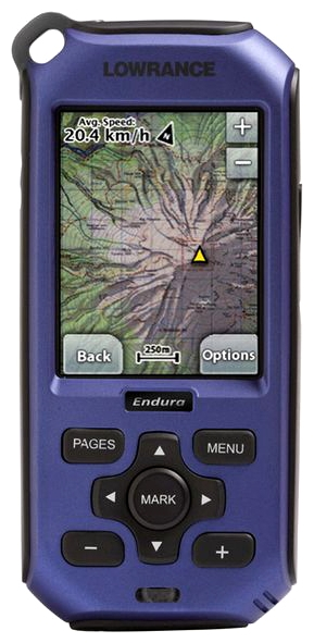 GPS-навигаторы - Lowrance Endura Safari