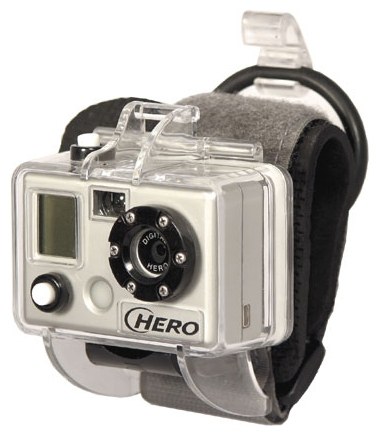 Видеокамеры - GoPro Digital Hero 3