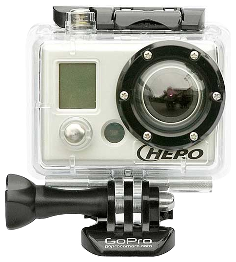 Видеокамеры - GoPro HD HERO 960