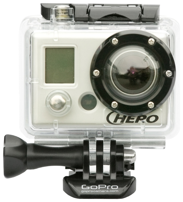 Видеокамеры - GoPro HD Hero Naked
