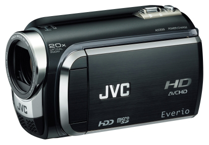 Видеокамеры - JVC Everio GZ-HD300