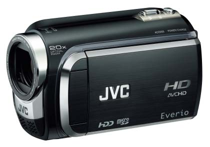 Видеокамеры - JVC Everio GZ-HD320