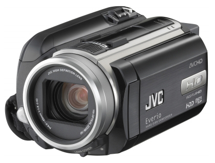 Видеокамеры - JVC Everio GZ-HD40